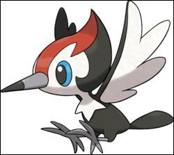 Picassaut est un Pokémon type normal et vol.
