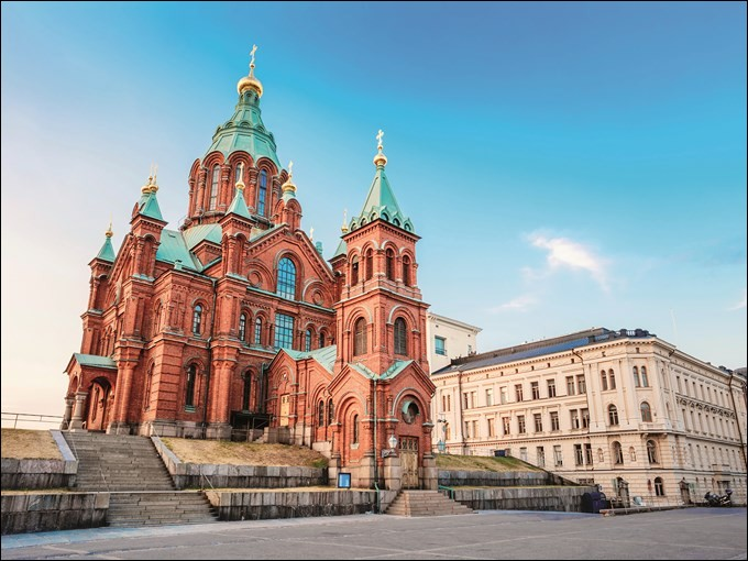 Helsinki se trouve en Norvège.
