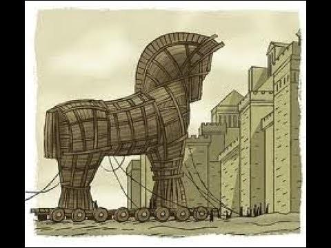 Qui a inventé la ruse du cheval de Troie ?