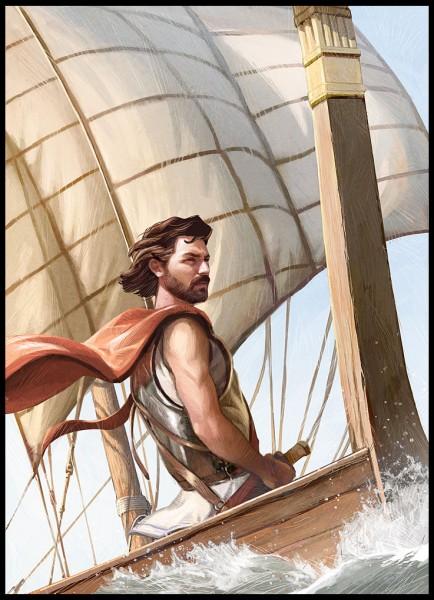 Comment s'appelle l'aventure qu'Ulysse a vécue pendant 10 ans ?
