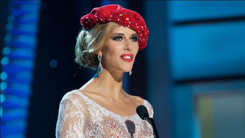 Miss France 2015Election Miss Univers : Miami (USA)Lauréate : Paulina Vega (Colombie)
