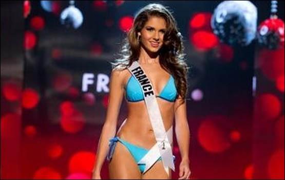 Deuxième dauphine Miss France 2012Election Miss Univers : Las Vegas (USA)Lauréate : Olivia Culpo (USA)