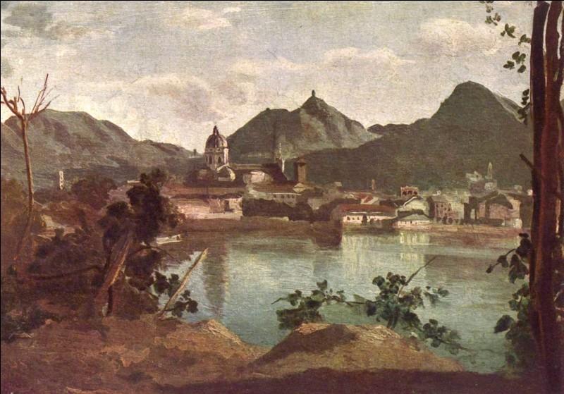 """Qui a représenté """"Le Lac de Côme"""" ?"""