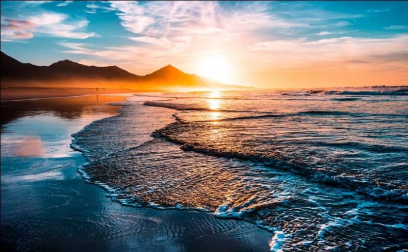 Quel est le dieu de l'océan ?