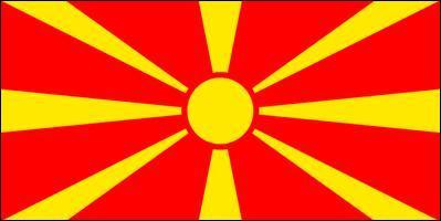 De quel pays est ce drapeau?