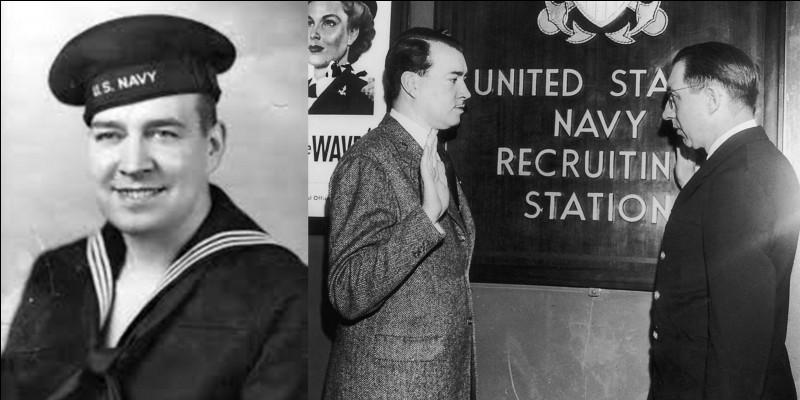 Né d'un père allemand et d'une mère irlandaise, cet Anglais faillit devenir Allemand mais préféra quitter le Reich et devenir Américain. C'est un membre de la famille d'un important responsable nazi. Il s'engagea dans l'armée US pour le combattre.Qui est ce personnage ?