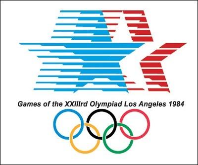 En 1984, dans quelle épreuve d'athlétisme, Pierre Quinon est-il médaillé d'or ?