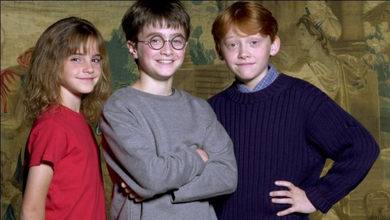"""À quel âge a-t-elle été sélectionnée pour tourner """"Harry Potter à l'école des sorciers"""" ?"""