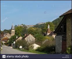 Village Jurassien, Nevy-sur-Seille se situe dans l'ancienne région ...
