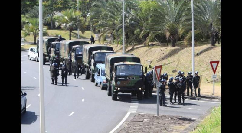 Pendant les différentes manifestations de gilets jaunes, en 2018 et 2019, des heurts ont éclaté entre manifestants et forces de l'ordre.