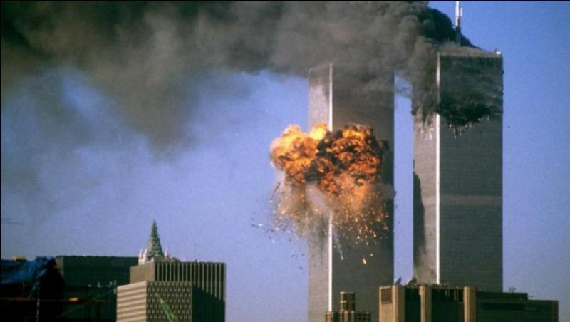 Les attentats du 11 septembre 2001 ont eu lieu à New York.