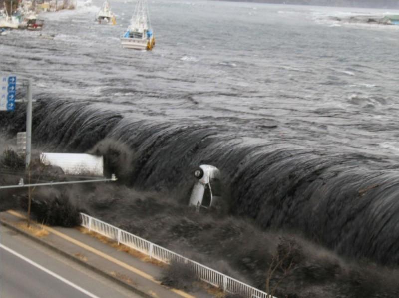Ce tsunami a détruit la Corse en 2012.