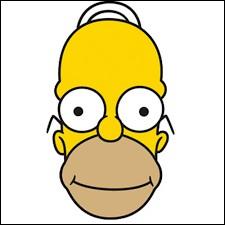 Dans quelle série pouvons-nous retrouver Homer ?