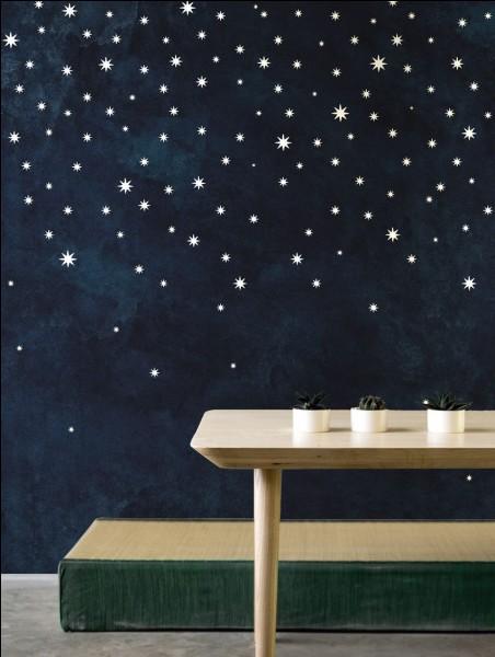 Combien d'étoiles peut-on voir à l'oeil nu, la nuit ?