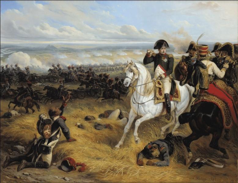 Quelle est l'issue de la bataille de Wagram livrée le 5 et le 6 juillet 1809 ?