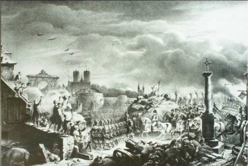 Quelle est l'issue de la bataille de Reims livrée le 13 mars 1814 ?