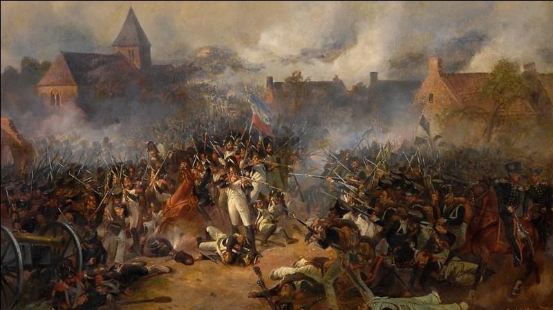 Quelle est l'issue de la bataille de Waterloo livrée le 18 juin 1815 ?