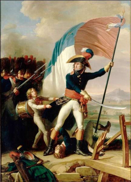 Quelle est l'issue de la bataille d'Arcole livrée du 15 au 17 novembre 1796 ?