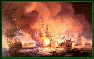 Quelle est l'issue de la bataille navale d'Aboukir livrée le 1er et le 2 août 1798 ?