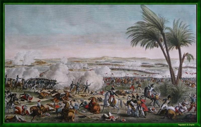 Quelle est l'issue de la bataille d'Héliopolis livrée le 20 mars 1800 ?