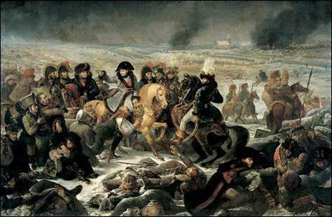 Quelle est l'issue de la bataille d'Eylau livrée 8 février 1807 ?
