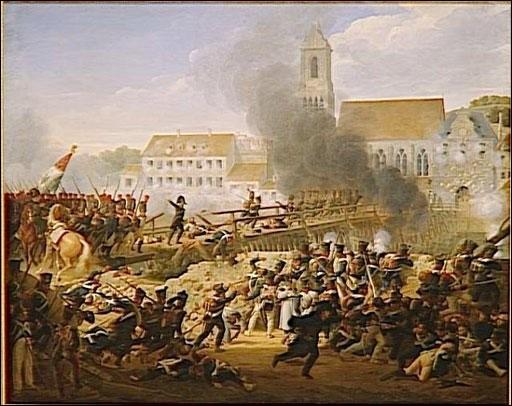 Quelle est l'issue de la bataille de Saragosse livrée le 20 février 1809 ?