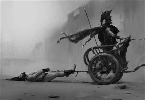 Achille sera impitoyable face à Hector lors d'un terrible combat afin de venger son cousin et meilleur ami. De qui s'agit-il ?