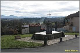 Petit tour dans l'ancienne région Auvergne, à Salzuit. Nous sommes dans le département ...