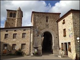 Pour finir, je vous emmène à la découverte de Sauvain. Village Ligérien, il se situe dans l'ancienne région ...
