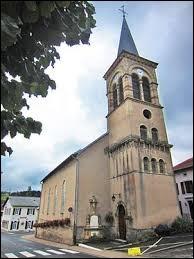 Vous avez sur cette image l'église Sainte-Catherine d'Elvange. Commune Mosellane, elle se situe en région ...