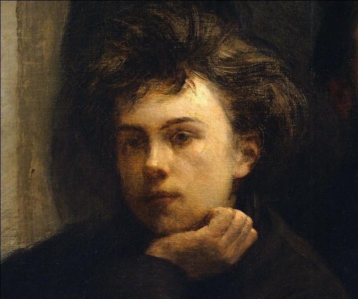 """Pour Arthur Rimbaud, """"on n'est pas sérieux quand on a..."""" :"""