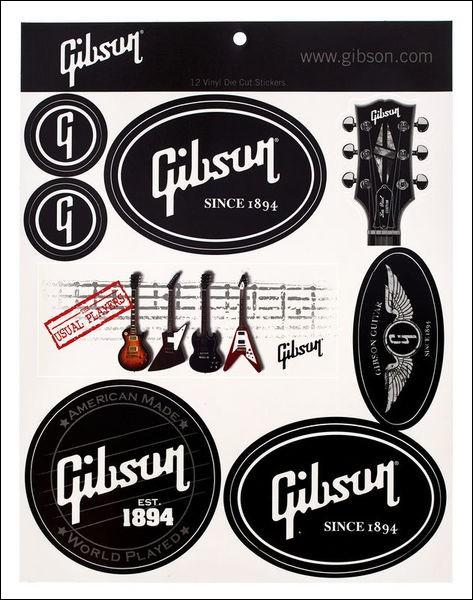 Que propose la marque Gibson ?