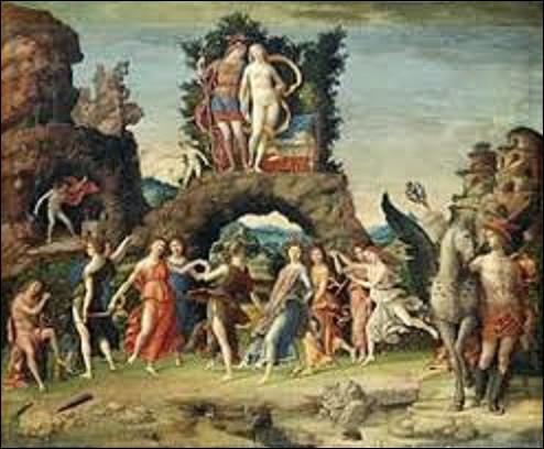 ''Le Parnasse'', appelée aussi ''Mars et Vénus'' est un tableau daté de 1497. Quel peintre et graveur italien de la Première Renaissance de l'école de Mantoue est l'auteur de ce joyau conservé au musée du Louvre ?