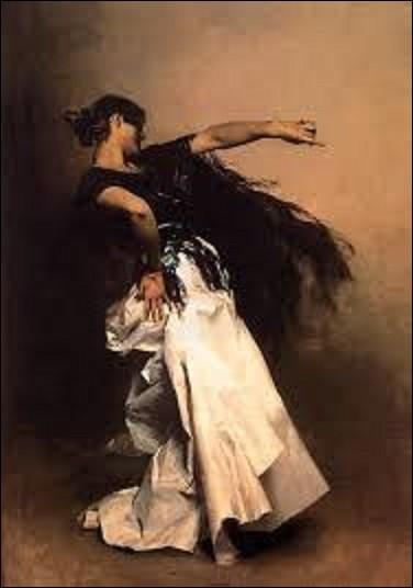 ''Flamenco'' est un tableau exécuté par un impressionniste entre 1881-1882. De ces trois peintres, lequel a réalisé cette toile ?