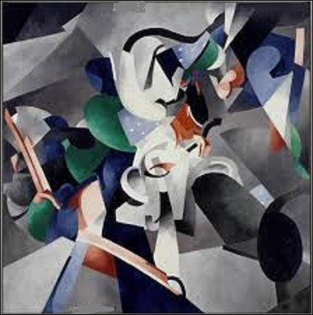 Peinte en 1913, ''Udnie'' est une toile exécutée par un dadaïste et surréaliste. Quel artiste a représenté cette danseuse en mouvement ?