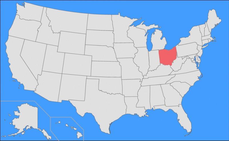 /Géographie/ Quel est le nom de cet État américain ?