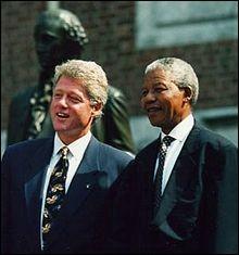 Combien d'années Nelson Mandela a-t-il été emprisonné ?