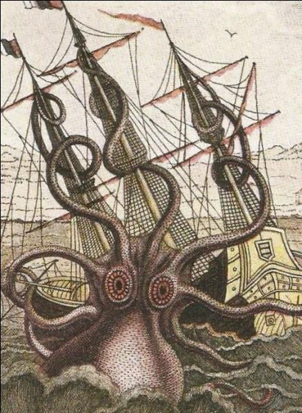Ce monstre que les marins appellent poulpe et que la science appelle céphalopode a pour nom...