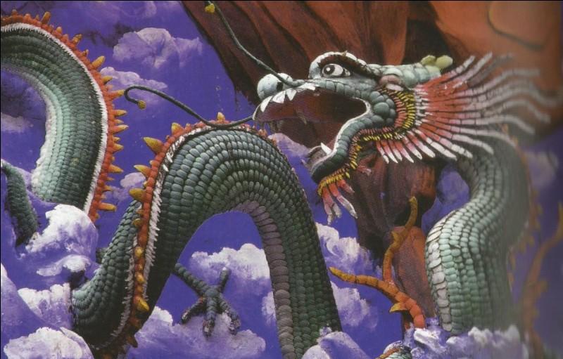 """Dans la mythologie chinoise, qu'apportent les """"Long Wang"""" ?"""
