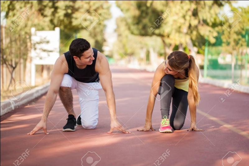 Courir est une marque (en général) de :