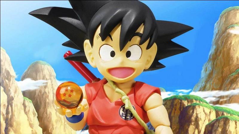 Combien d'enfants a Goku ?
