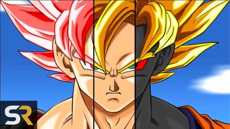 Comment différencier Goku et Black Goku pendant leur combat de Saiyans ?