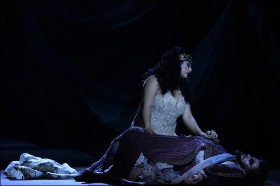 Maîtresse de Samson, cette traîtresse trahit le secret de sa force, lui coupa sa chevelure et le livra à ses ennemis. Qui est-elle ?