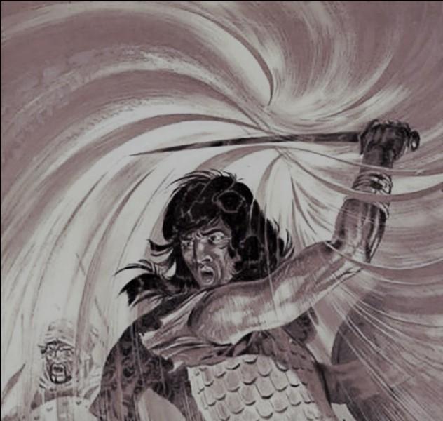 Ce prince numide combattit valeureusement dans les troupes auxiliaires de l'armée romaine, puis se retourna contre eux ce qui lui coûtera cher. Qui est-il ?