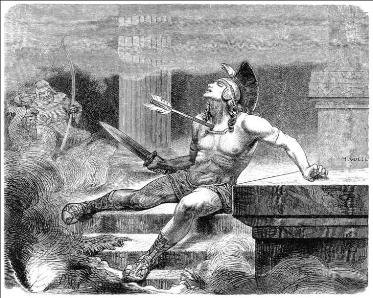 Qui est ce beau général athénien traître dans toute sa splendeur ? En effet durant la seconde phase de la guerre du Péloponnèse, il tourna sa veste cinq fois.