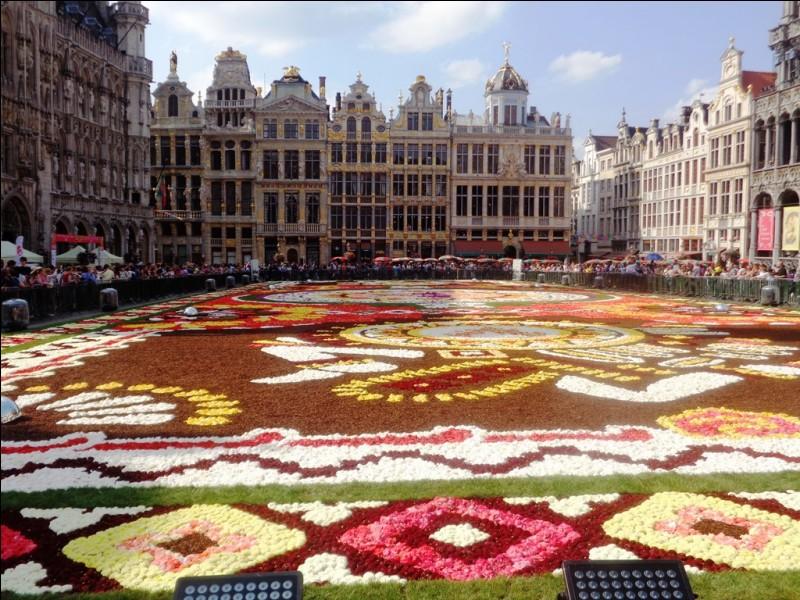 Voici la Grand Place de Bruxelles mais, comme Bruxelles est une ville bilingue, cette place porte aussi un nom en néerlandais. Quel est-il ?