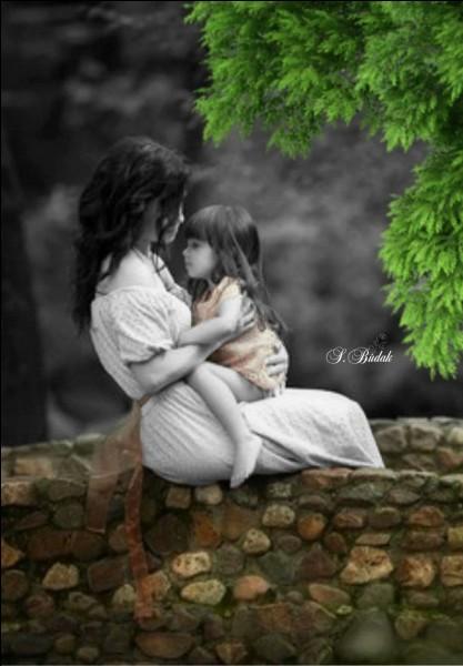 """Rappelez-vous l'auteur de ces vers merveilleux """"Oh l'amour d'une mère, amour que nul n'oublie"""" :"""