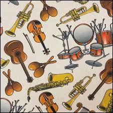Quelle famille d'instruments vous plaît le plus ?
