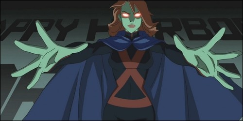 Miss Martian est la fille de Martian Manhunter.