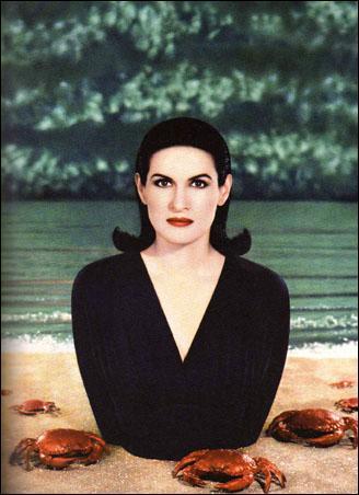 Le modèle qui a posé est la fille d'un peintre célèbre. Qui est-ce ?